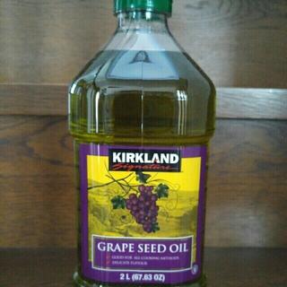コストコ(コストコ)のグレープシードオイル(調味料)
