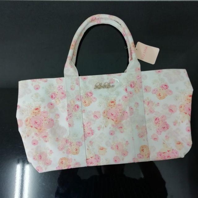 LIZ LISA(リズリサ)のトートバッグ LIZ LISA 新品 未使用 送料込み レディースのバッグ(トートバッグ)の商品写真
