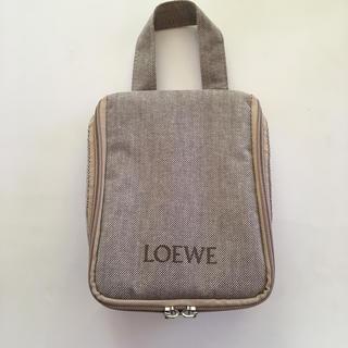 ロエベ(LOEWE)のLoeweアメニティのポーチのみ(旅行用品)