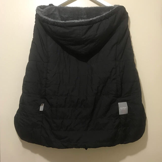 Ergobaby - Baby Hopper ウィンターマルチプルカバー 黒色