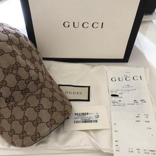 Gucci - GUCCI ベースボールキャップ