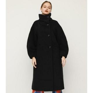 SLY - SLY STAND COLLAR MOSSA COAT