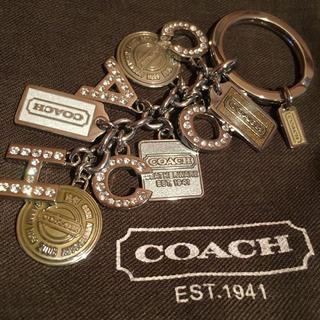 COACH - COACH キーホルダー チャーム