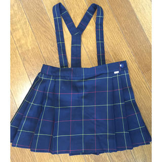 ユキトリイインターナショナル(YUKI TORII INTERNATIONAL)のユキトリイ  制服スカート 110センチ(スカート)