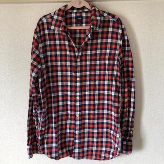 ギャップ(GAP)のGAPチェックシャツ 秋物(シャツ)