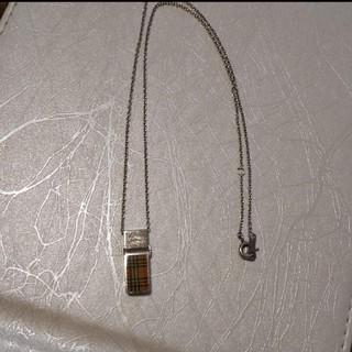 バーバリー(BURBERRY)のBURBERRY バーバリー ネックレス(ネックレス)