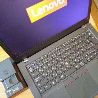 レノボ(Lenovo)のThinkPad プロ ドッキングステーション(PC周辺機器)