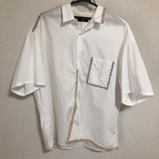 HARE - ハレ パイピングシャツ