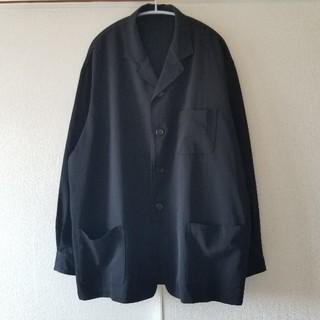 ヨウジヤマモト(Yohji Yamamoto)のY's for men yohji yamamoto シャツ ブラック(シャツ)