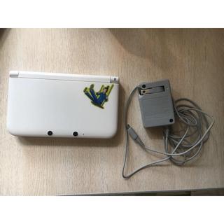 ニンテンドー3DS - 3DS LL 白