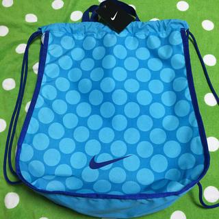 NIKE - 《新品・タグ付き未使用》NIKE プールバッグ ナップサックタイプ A
