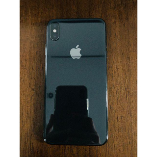 Apple - iPhone XS Max スペースグレー  64GB SIMフリー