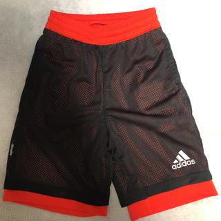 アディダス(adidas)のadidas  アディダスリバーシブルハーフパンツ サイズ120 新品タグ付き (パンツ/スパッツ)