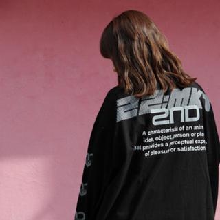 スナイデル(snidel)の22MKT Long T-shirts 22market 22;market(Tシャツ(長袖/七分))