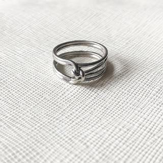 *1点限定*デザインリング シルバー(リング(指輪))