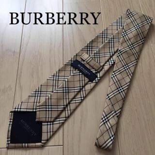 BURBERRY - BURBERRY LONDON バーバリー シルクネクタイ ②