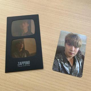 エフティーアイランド(FTISLAND)のFTISLAND ZAPPING ミナリ カード2枚(その他)