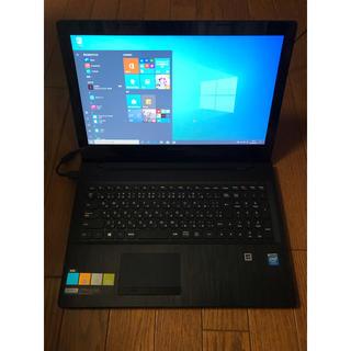 レノボ(Lenovo)の 美品でお買得‼️新品SSD 2.16GHz 8GB  Office 付(ノートPC)
