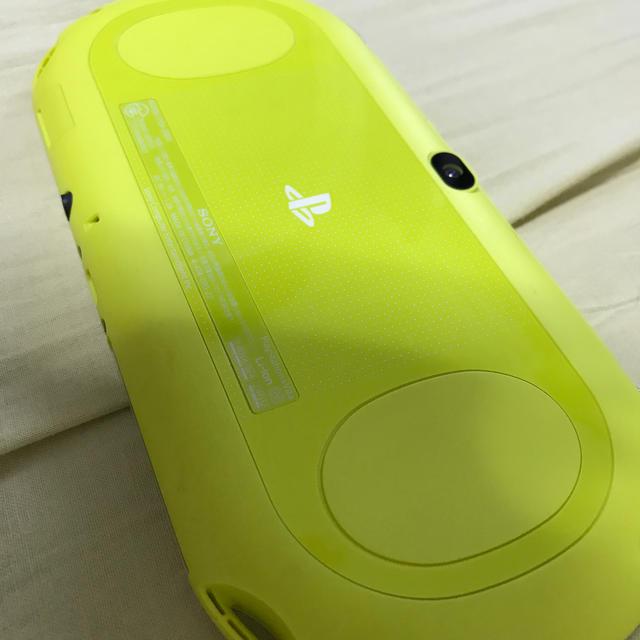 PlayStation Vita(プレイステーションヴィータ)のPSVITA エンタメ/ホビーのゲームソフト/ゲーム機本体(携帯用ゲーム機本体)の商品写真
