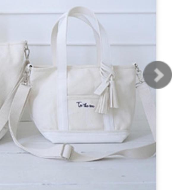 ALEXIA STAM(アリシアスタン)のTOTHESEA キャンバストートバッグ レディースのバッグ(トートバッグ)の商品写真