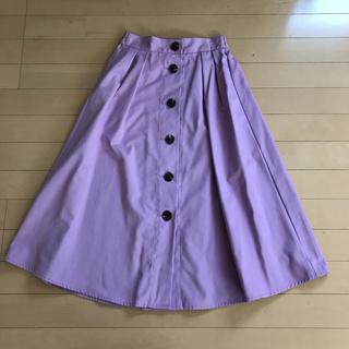 GU - GU ミモレ丈スカート
