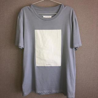 Maison Martin Margiela - Maison Margiela 19AW Tシャツ ブルー