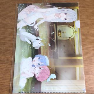 カドカワショテン(角川書店)のクリアファイル Re:ゼロから始める異世界生活 (クリアファイル)