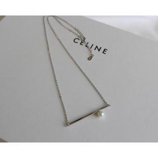 ロンハーマン(Ron Herman)のNEW❤️2019新作・Perl ver necklace・ silver925(ネックレス)