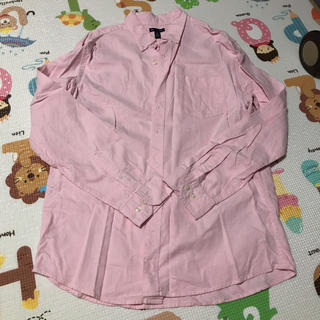 ギャップ(GAP)のGAP、ピンクシャツ、XL、メンズ(シャツ)
