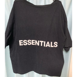 FEAR OF GOD - Essential LOGOTシャツ M
