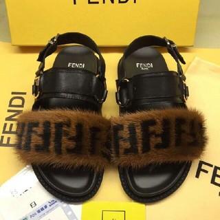 FENDI - FENDI  サンダル
