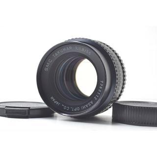 ペンタックス(PENTAX)のPentax SMC Takumar 55mm f/1.8 M42 分解清掃済 (レンズ(単焦点))