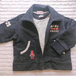 ミキハウス(mikihouse)のミキハウス ジャケットセット 90(ジャケット/上着)