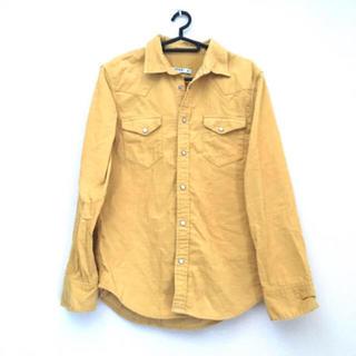 ギャップ(GAP)のコーデュロイシャツ(シャツ)