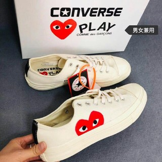 Play COMME des GARCONS×Converse  新品未使用