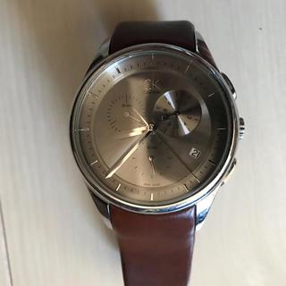 カルバンクライン(Calvin Klein)のカルバンクライン 腕時計 電池切れ CK 送料無料(腕時計(アナログ))