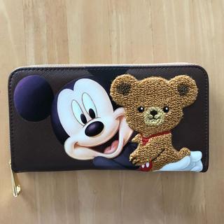 Disney - ディズニーストア  ユニベア  長財布
