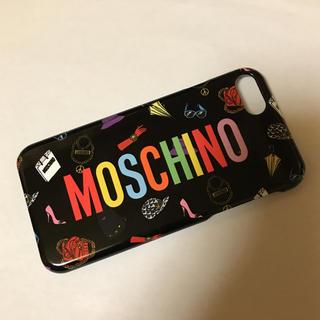 MOSCHINO - MOSCHINO iPhone7,8 ケース モスキーノ