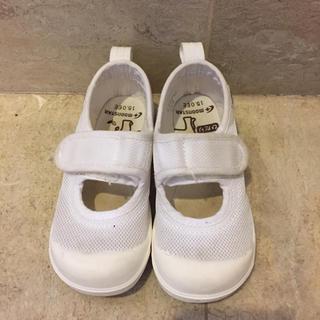 ムーンスター(MOONSTAR )の上靴 moonstar  15センチ(スクールシューズ/上履き)
