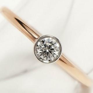 ティファニー(Tiffany & Co.)の【本物】ティファニー ビゼット ダイヤモンド(リング(指輪))