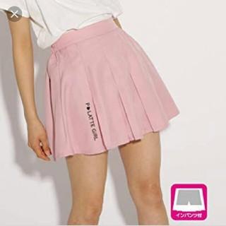 PINK-latte - PINK-latte スカート