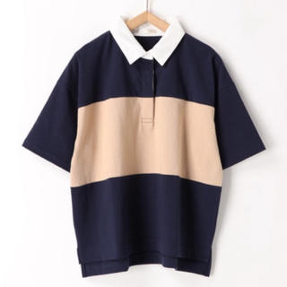 ehka sopo - ehka sopo  ラガーシャツ