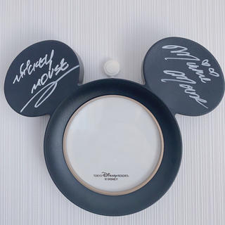 Disney - シルエットスタジオ ミッキーフレーム