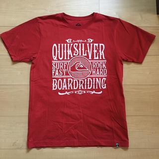 クイックシルバー(QUIKSILVER)のメンズQUIKSILVER  Tシャツ(Tシャツ/カットソー(半袖/袖なし))