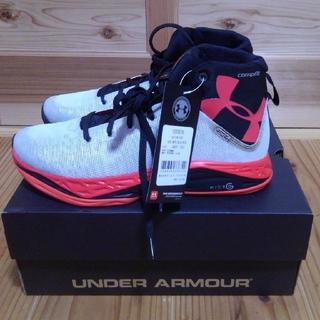 アンダーアーマー(UNDER ARMOUR)のアンダーアーマー ファイヤーショット UNDER ARMOUR バッシュ バスケ(バスケットボール)