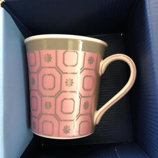ウェッジウッド(WEDGWOOD)のウェッジウッド パラディオ マグカップ <ピンク>(グラス/カップ)