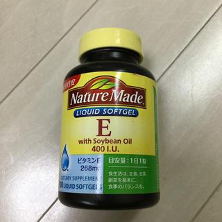オオツカセイヤク(大塚製薬)のネイチャーメイド ビタミンE(ビタミン)