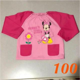 Disney - 女の子 Disneyスモック☆100