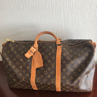 LOUIS VUITTON - lovis vuitton ボストンバッグ