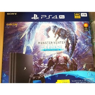 """PlayStation4 - PlayStation4 Pro """"モンスターハンター ワールド:アイスボーン"""